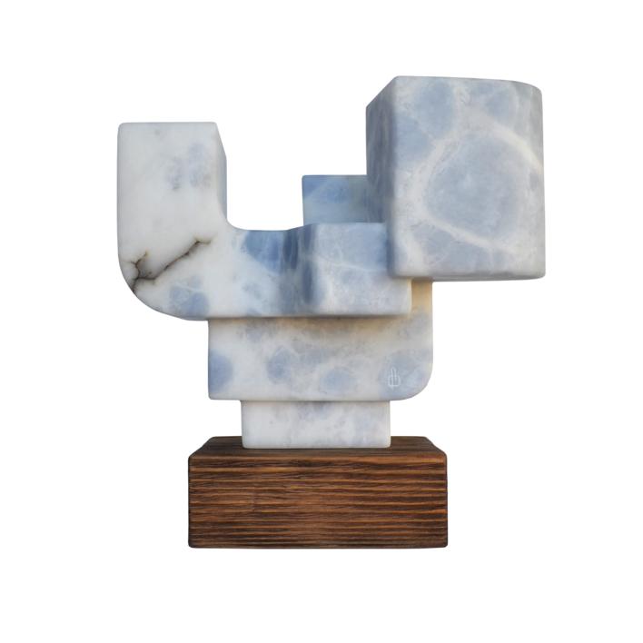 OSIRIA | Escultura de Borja Barrajón | Compra arte en Flecha.es