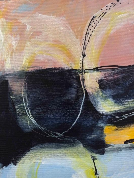 MOODS ( Serie )   Pintura de Delio Sánchez   Compra arte en Flecha.es