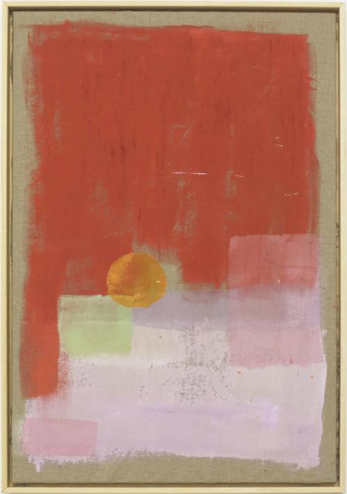 El Punto Amarillo Lo Es Todo  Pintura de Violeta Maya   Compra arte en Flecha.es