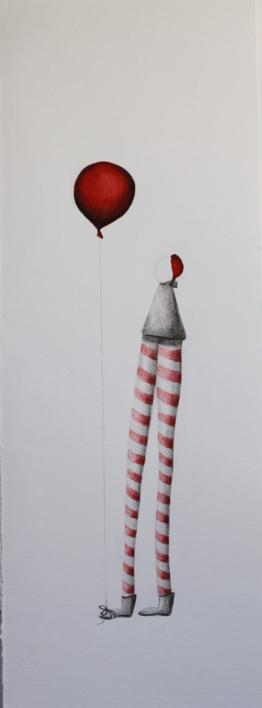 6  Dibujo de BARBAC   Compra arte en Flecha.es
