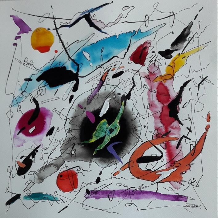 PIANO CONCERTO NO 2 II LARGHETTO |Pintura de Valeriano Cortázar | Compra arte en Flecha.es