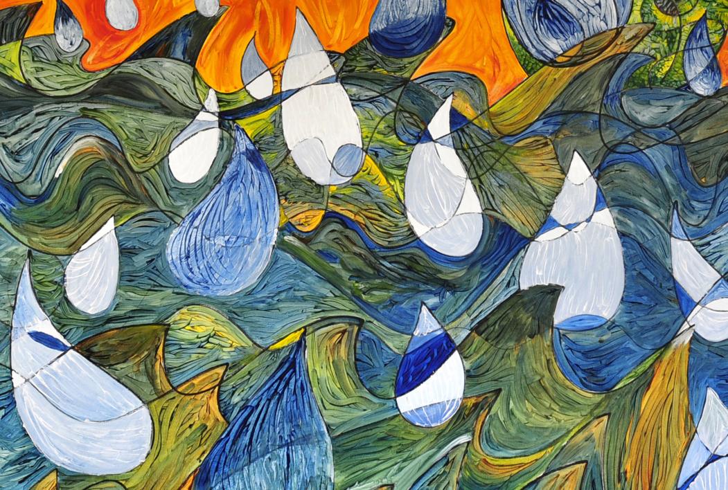 La tempesta   Imagen en movimiento de RICHARD MARTIN   Compra arte en Flecha.es