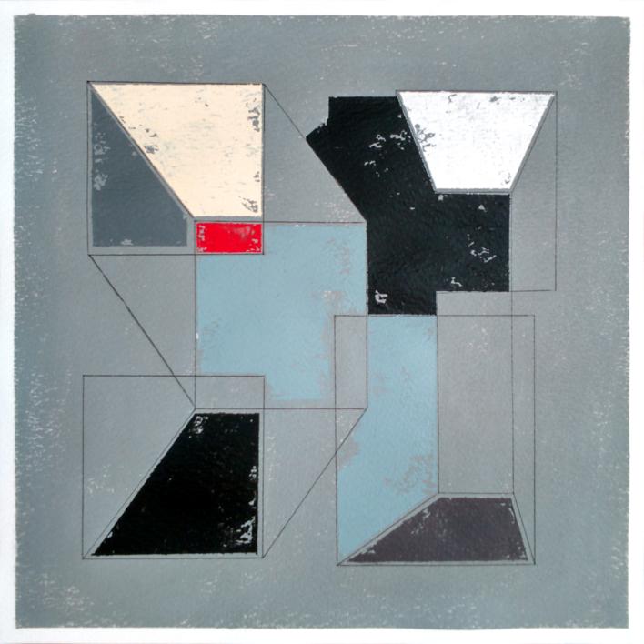 Space 22a |Pintura de Luis Medina | Compra arte en Flecha.es