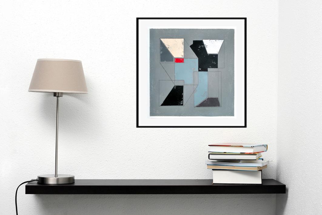 Space 22a | Pintura de Luis Medina | Compra arte en Flecha.es