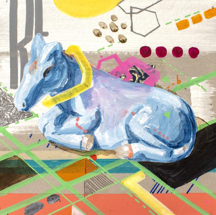 Herencias edición especial 1 |Dibujo de Alejandra de la Torre | Compra arte en Flecha.es