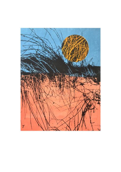 El bosque translúcido 32 V/E II |Obra gráfica de Josep Pérez González | Compra arte en Flecha.es