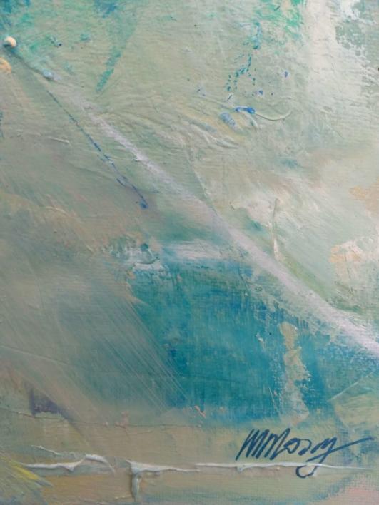 Ocean Light 1 | Pintura de Magdalena Morey | Compra arte en Flecha.es