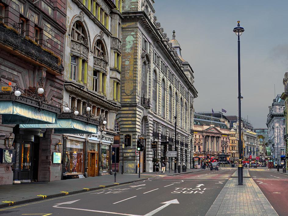 Piccadilly |Fotografía de Leticia Felgueroso | Compra arte en Flecha.es