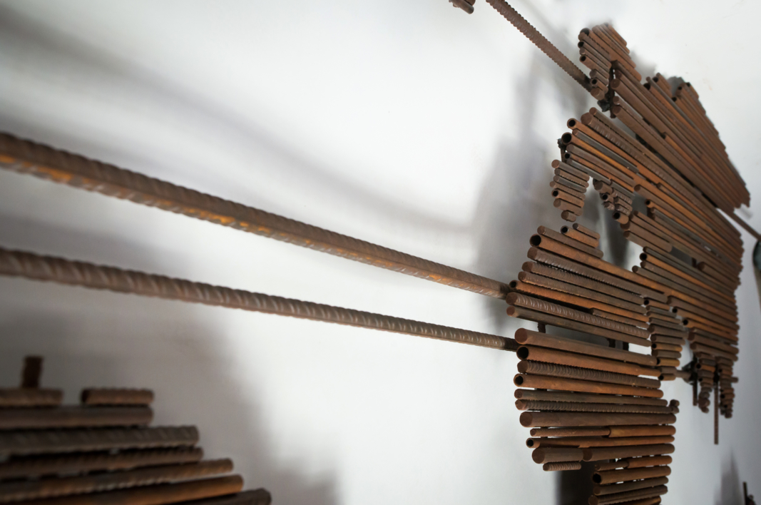 MAPA MUNDI XXIX | Escultura de pared de María Hervás | Compra arte en Flecha.es
