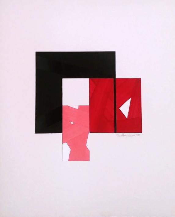 TOKIO I |Collage de alberto latini | Compra arte en Flecha.es