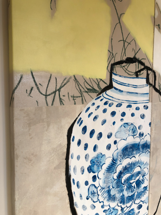 Floral Arrangement n.12 | Pintura de Nadia Jaber | Compra arte en Flecha.es