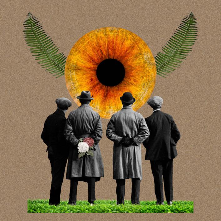 Oh Dios mio ¡  Collage de Gabriel Aranguren   Compra arte en Flecha.es