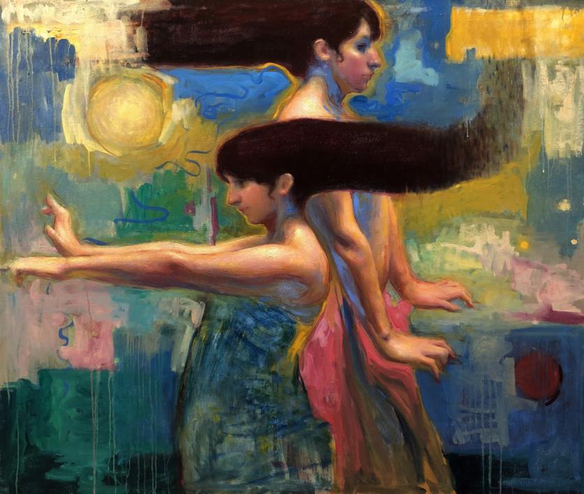 ATLAS |Dibujo de Isabel Garmon | Compra arte en Flecha.es