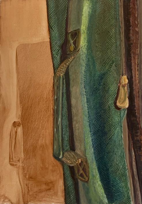 Take me with you |Pintura de ODETTE BOUDET | Compra arte en Flecha.es