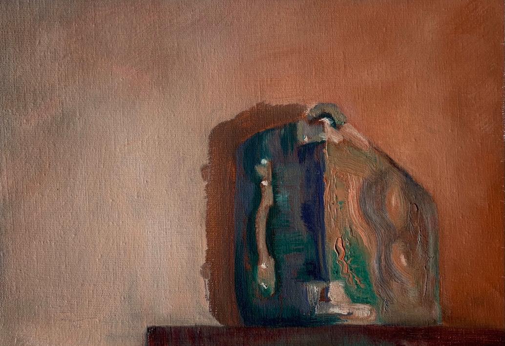 Para Benjamin, o Walter |Pintura de ODETTE BOUDET | Compra arte en Flecha.es