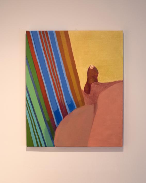 Tomate |Pintura de Irene Marzo | Compra arte en Flecha.es