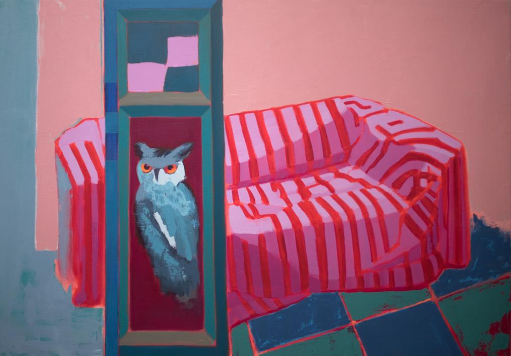 Viriato 61 |Pintura de Irene Marzo | Compra arte en Flecha.es