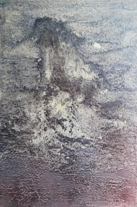 Rocoso II |Pintura de Enric Correa | Compra arte en Flecha.es
