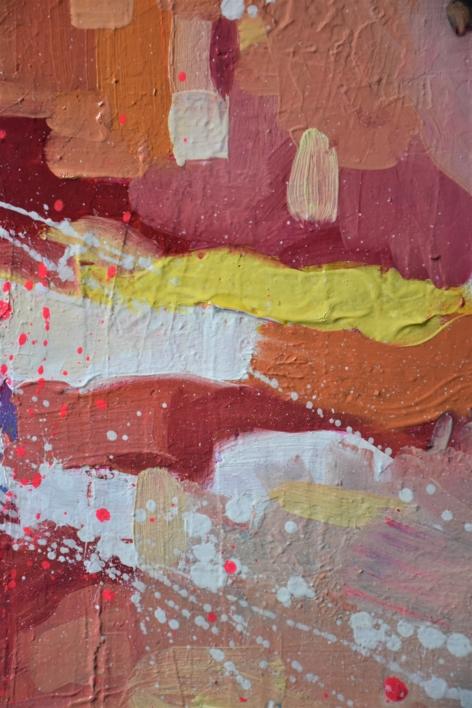 Derrapando   Pintura de Teresa Infiesta   Compra arte en Flecha.es