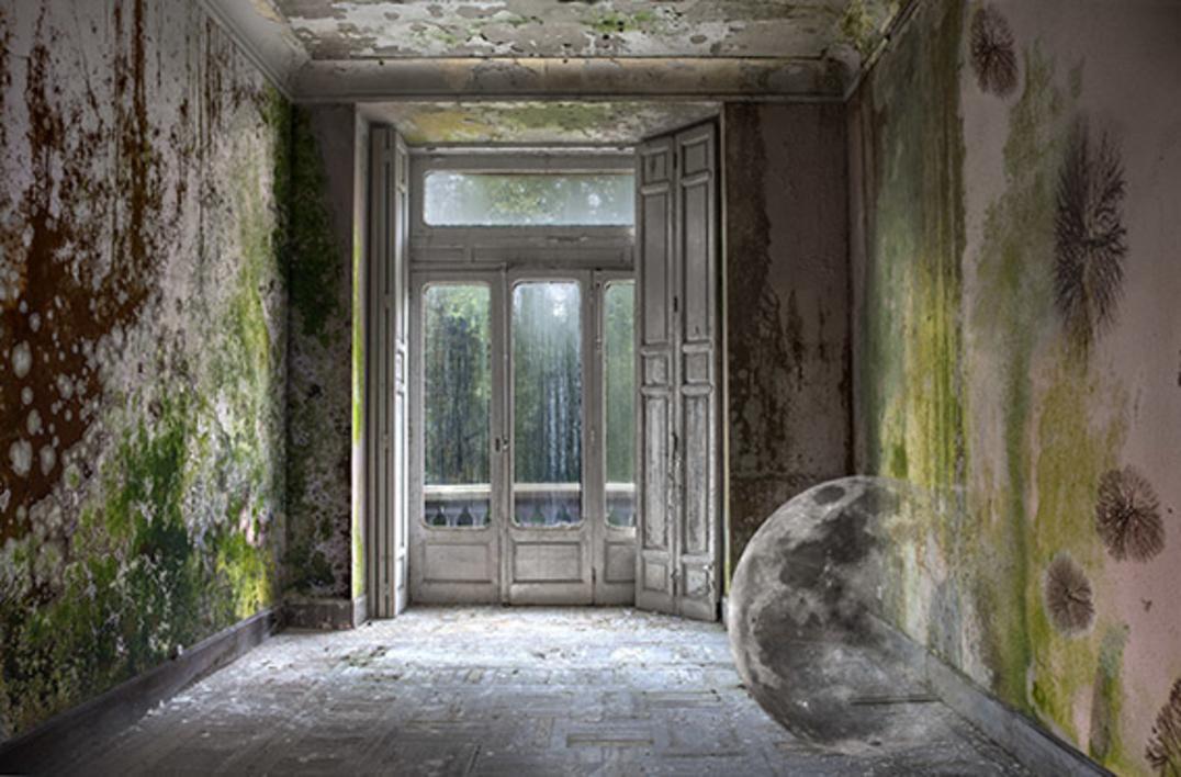 La habitación de la luna |Fotografía de Leticia Felgueroso | Compra arte en Flecha.es