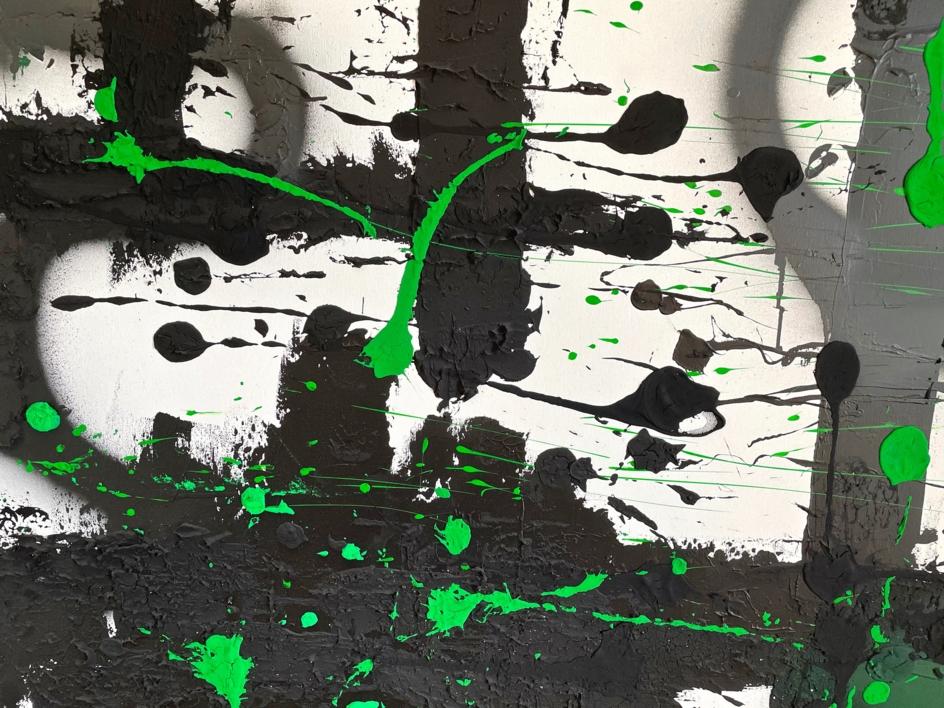 SANACIÓN Y CUARZO   Pintura de ALFREDO MOLERO DOVAL   Compra arte en Flecha.es