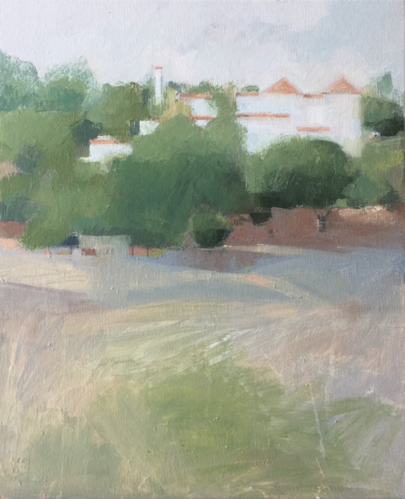 Boceto mural I | Pintura de Carmen Campos-Guereta | Compra arte en Flecha.es