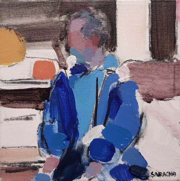 20 grados |Pintura de Saracho | Compra arte en Flecha.es