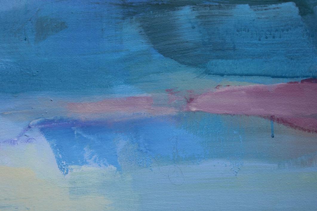 Signs of Spring 2   Pintura de Magdalena Morey   Compra arte en Flecha.es