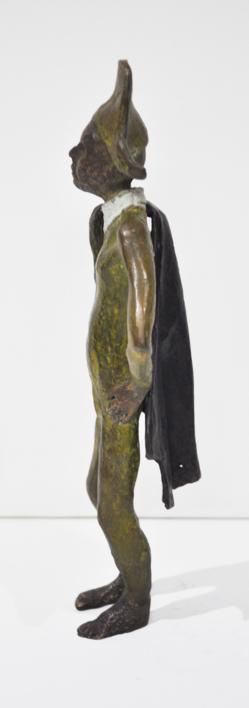 Saltimbanquis IV  Escultura de Jenifer Carey   Compra arte en Flecha.es
