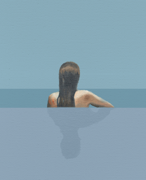 """""""Infinite""""   Pintura de Daniel Gibert   Compra arte en Flecha.es"""