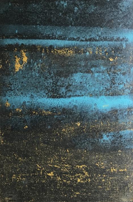 Elegancia |Pintura de Enric Correa | Compra arte en Flecha.es