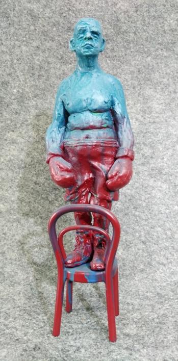 Personajes ilustres |Escultura de Reula | Compra arte en Flecha.es