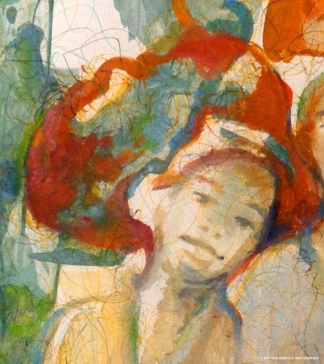 ROOTS   Obra gráfica de Bettina Rebecca Westerheide   Compra arte en Flecha.es