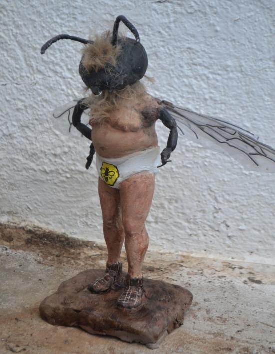 The Teleportation Incident   Escultura de Joan Priego   Compra arte en Flecha.es