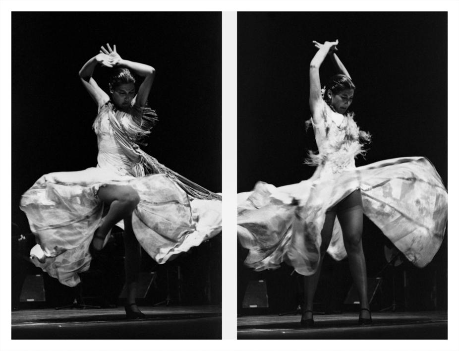 Sara Baras. |Fotografía de Quique Jiménez | Compra arte en Flecha.es