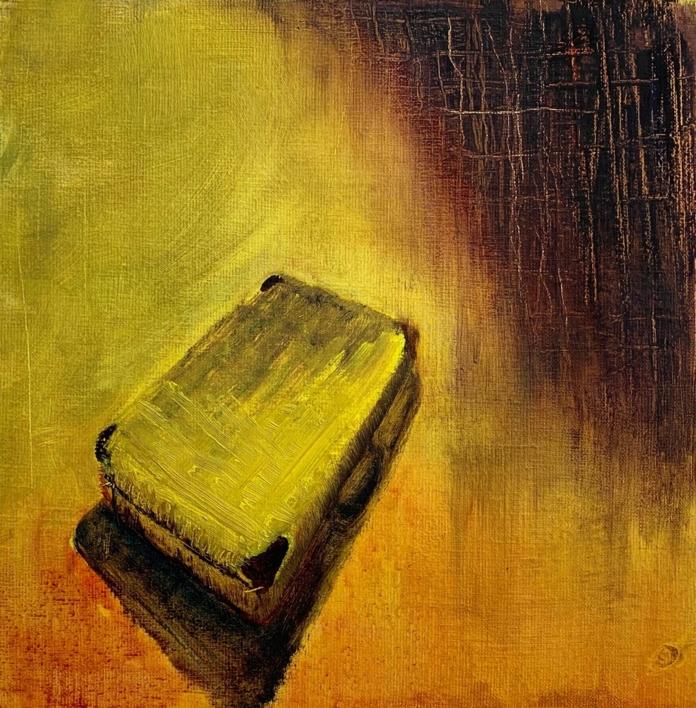 Searching for the light |Pintura de ODETTE BOUDET | Compra arte en Flecha.es