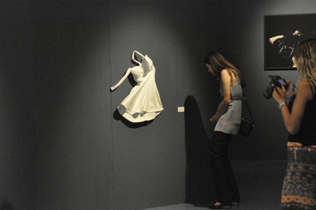 Piedad Ausente | Escultura de Patricia Glauser | Compra arte en Flecha.es