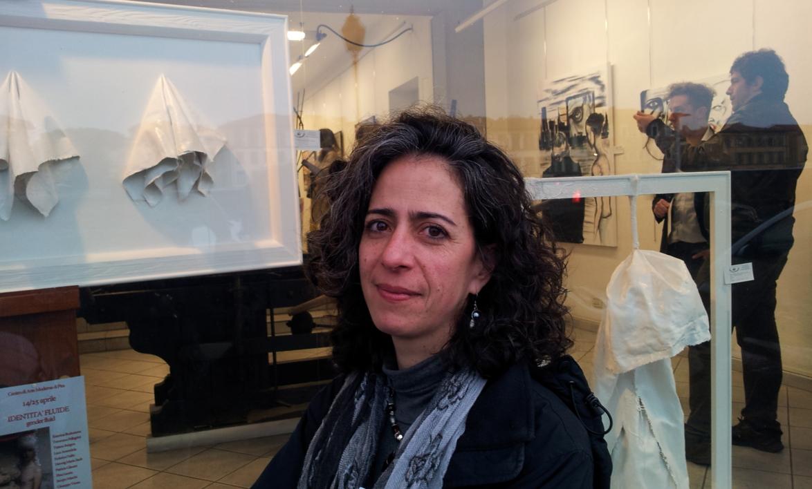 Lagrimas | Escultura de Patricia Glauser | Compra arte en Flecha.es