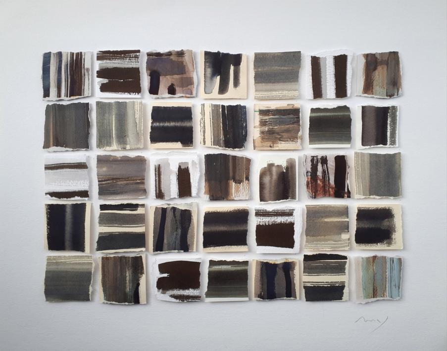 Secuencias I |Collage de May Pérez | Compra arte en Flecha.es