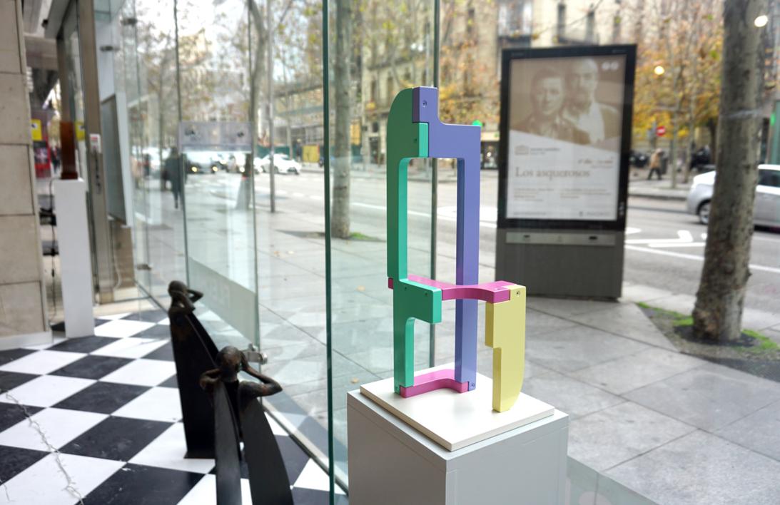 Eye  Candy | Escultura de Candela Muniozguren | Compra arte en Flecha.es