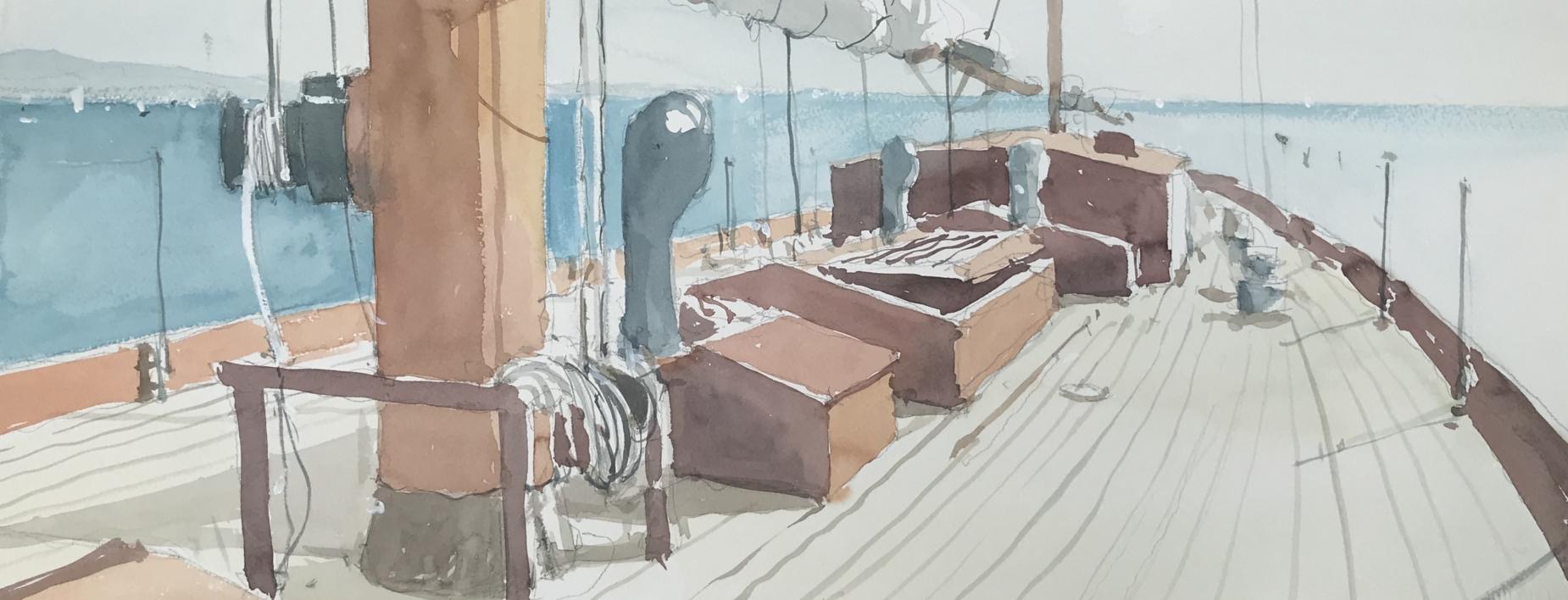 Trópico  Pintura de Iñigo Lizarraga   Compra arte en Flecha.es