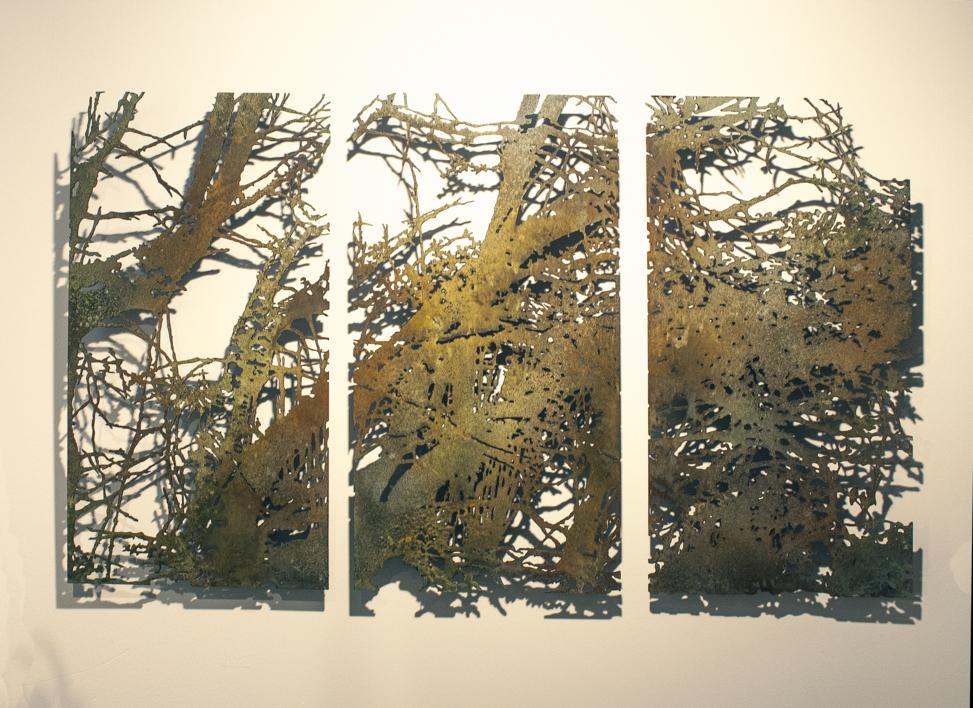 Triptico Asturias |Escultura de Krum Stanoev | Compra arte en Flecha.es
