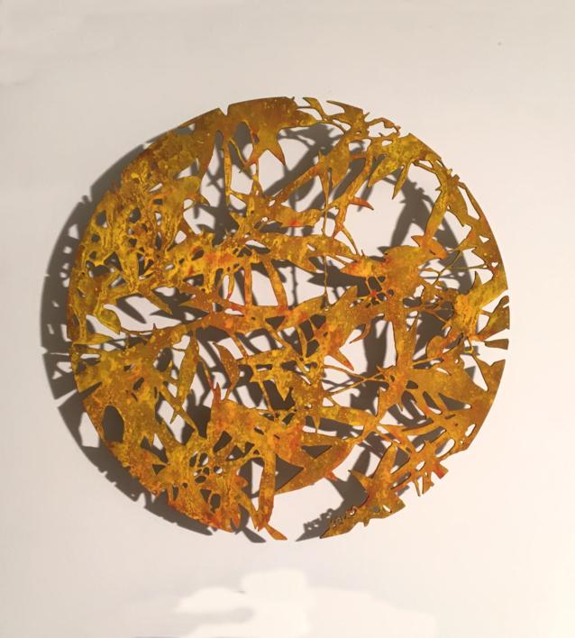 Medallón 1  Escultura de Krum Stanoev   Compra arte en Flecha.es