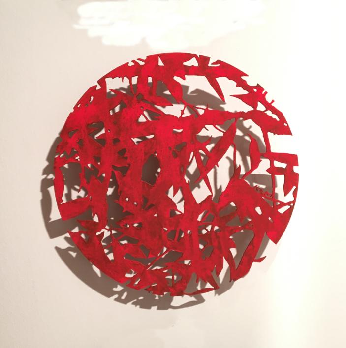 Medallón 3 |Escultura de Krum Stanoev | Compra arte en Flecha.es