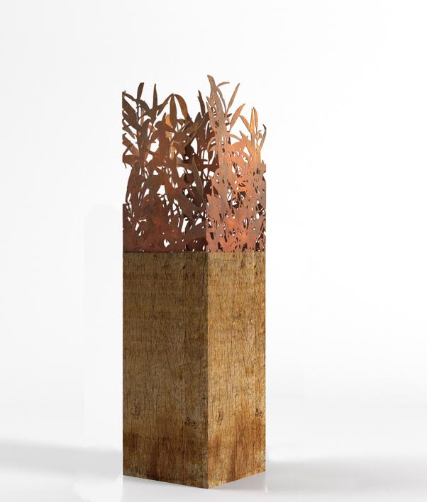 Oxígeno 9 |Escultura de Krum Stanoev | Compra arte en Flecha.es
