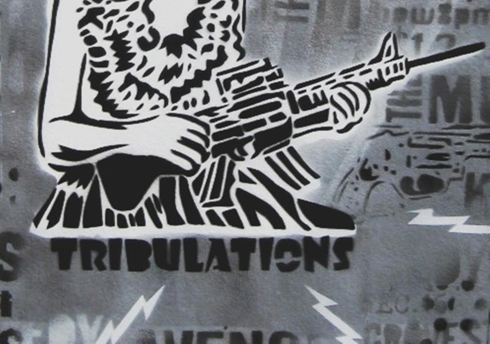 Vicisitudes III (Tribulations) | Pintura de Carlos Madriz | Compra arte en Flecha.es