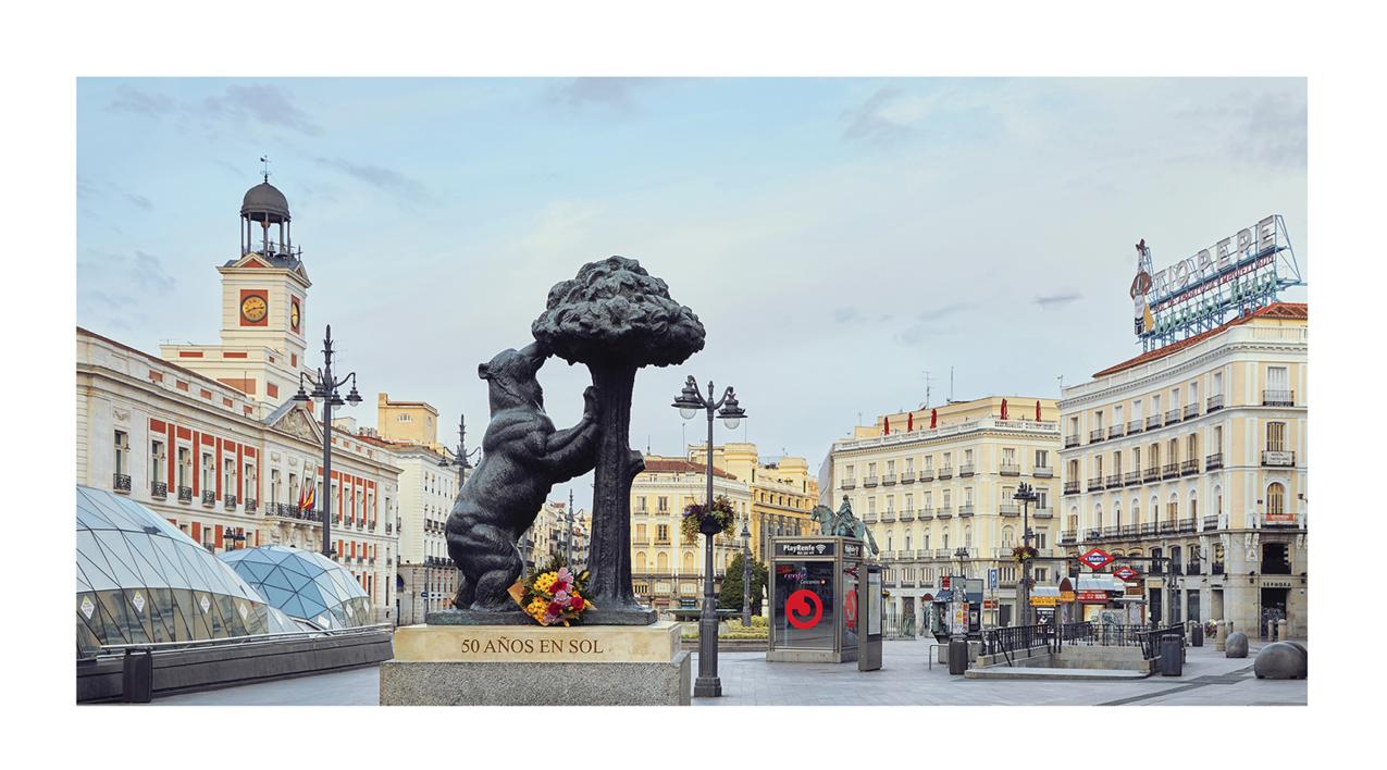 Madrid muerta en vida |Digital de Iván Abanades Medina | Compra arte en Flecha.es