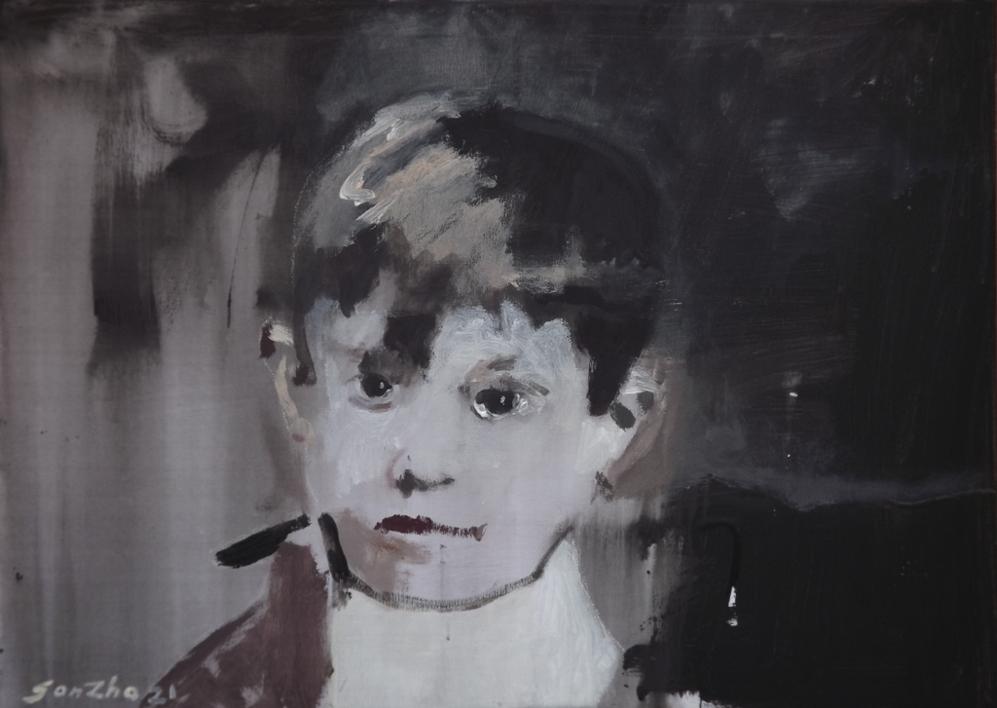 Picasso |Pintura de Gonzho | Compra arte en Flecha.es