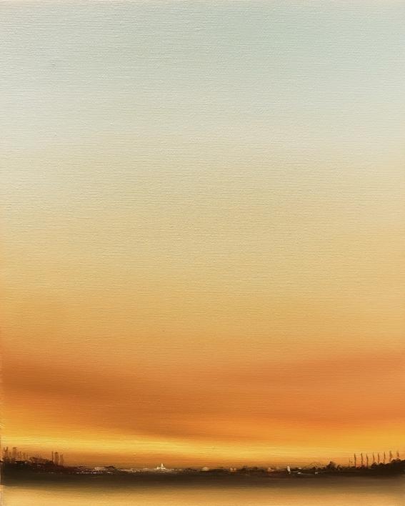 Un Paseo  Pintura de DRESU   Compra arte en Flecha.es