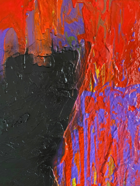 INICIACIÓN | Pintura de ALFREDO MOLERO DOVAL | Compra arte en Flecha.es